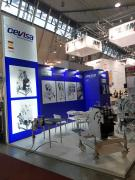 Chanfreineuses automatiques CEVISA - Salon BLECHEXPO 2017