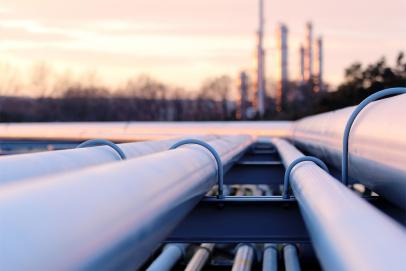 Canalisations pétrolières et gaz